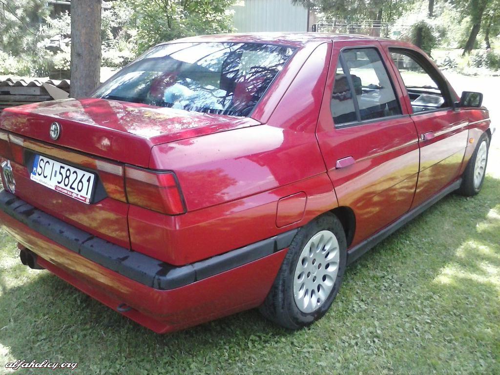ALFA ROMEO 155 TS 16V