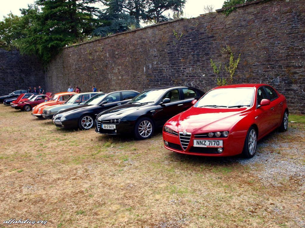 Italian Car Cork 2014