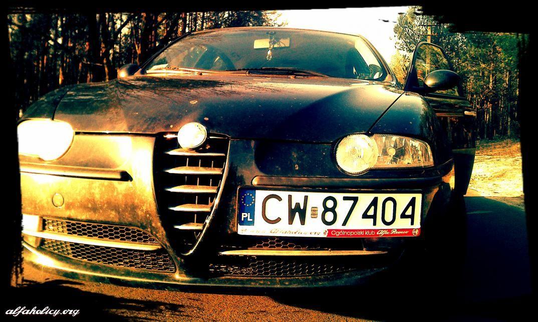 Alfa Romeo 147 1.6 TS Distinctive 2004r