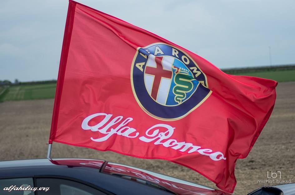 Zlot Alfa Romeo - 01.05.2015 r. - Gliwice