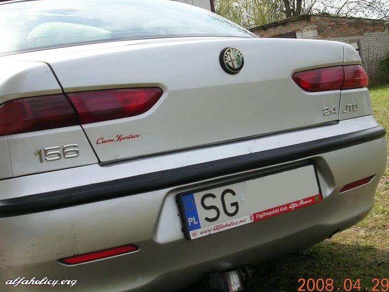 Moja AR 156 2,4 JTD
