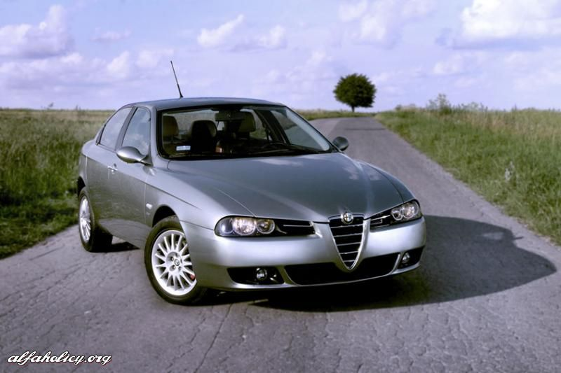 My Alfa Romeo