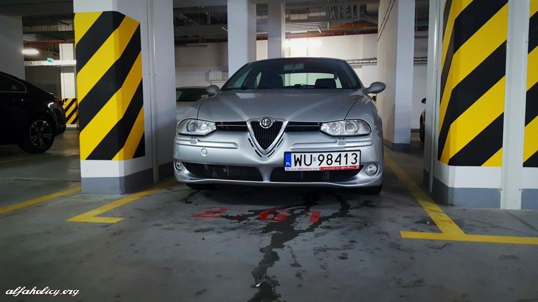 156 ; 2.5 V6 ; GTA Look