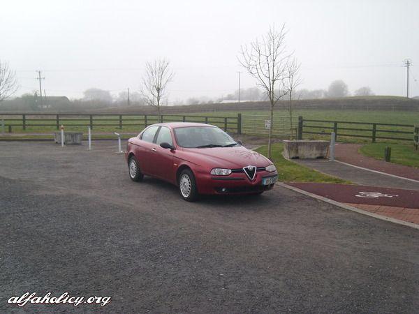 156 1.6 16V TS 2001