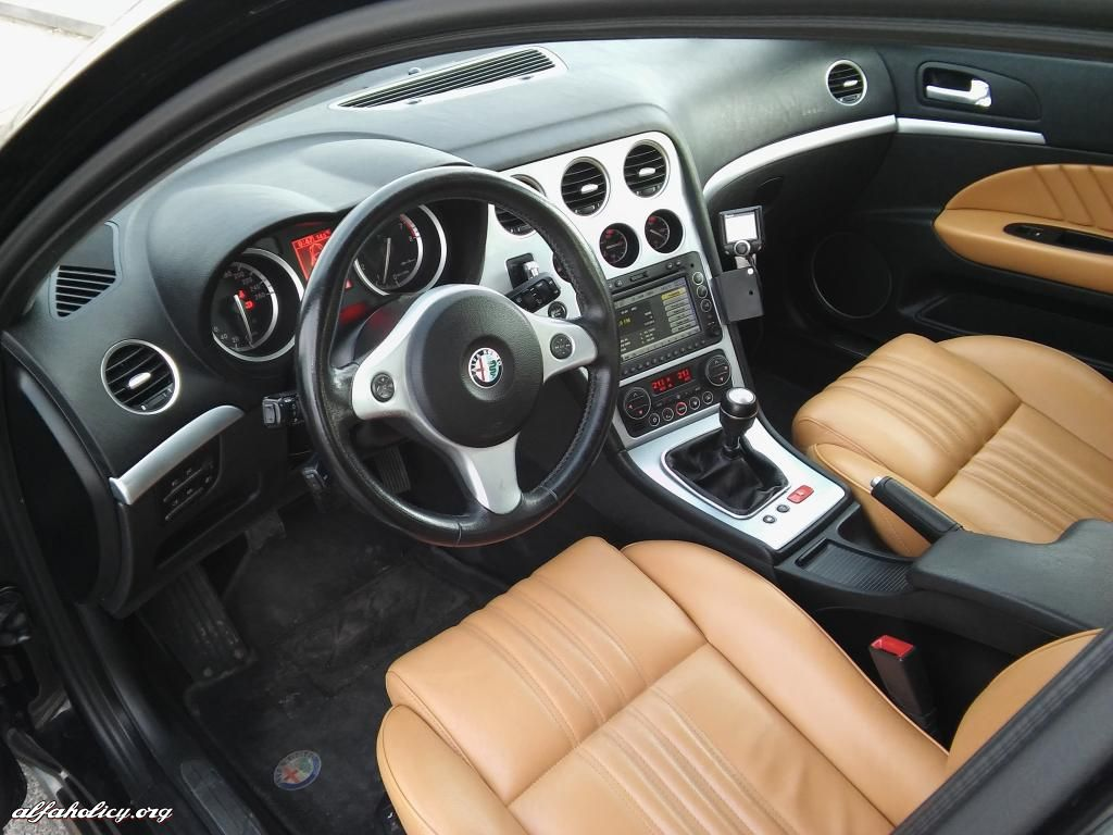 ALFA 159 2.2 JTS HIGH=DISTINCTIVE