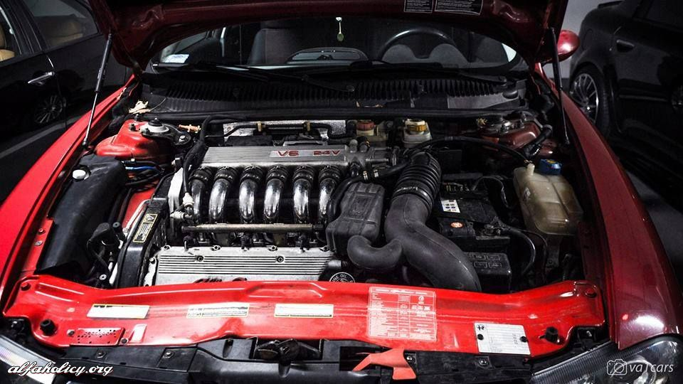 156 2.5 V6 SW