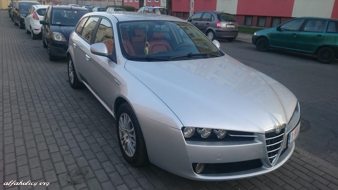 Alfa Romeo 159, 1.9 120KM 2009r