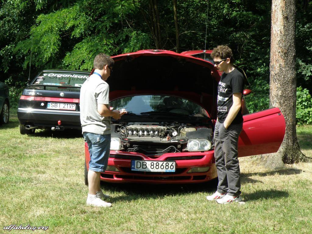 I Opolski Zlot Fanów Marki Alfa Romeo