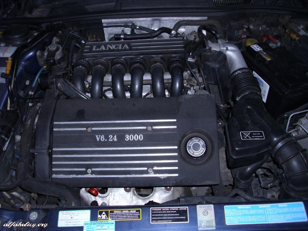Lancia Kappa 3.0 v6 2011-...