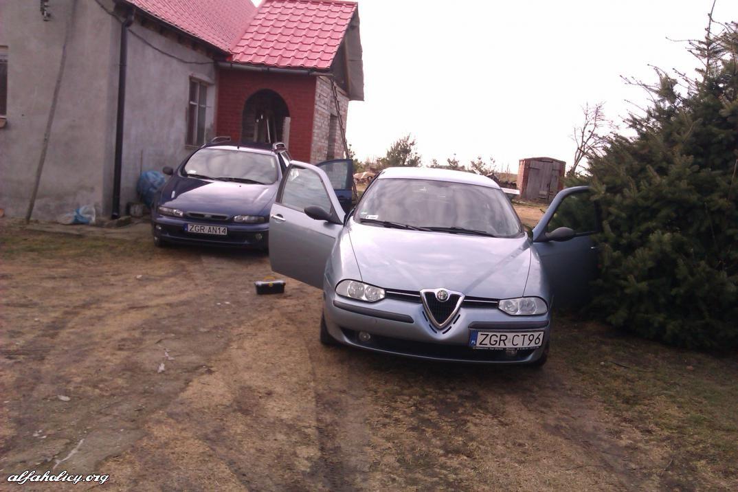 Alfa Romeo 156 Sportwagon 2.0 Twin Spark Sportpack