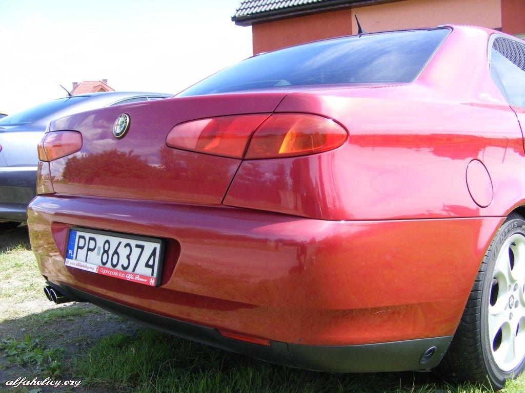 Obecna Rosso Proteo 166 3.0V6 4HP20
