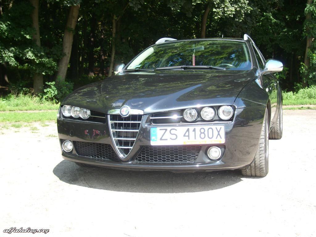 Alfa Romeo 159 SW 1.9 JTDm 120km 2008r.