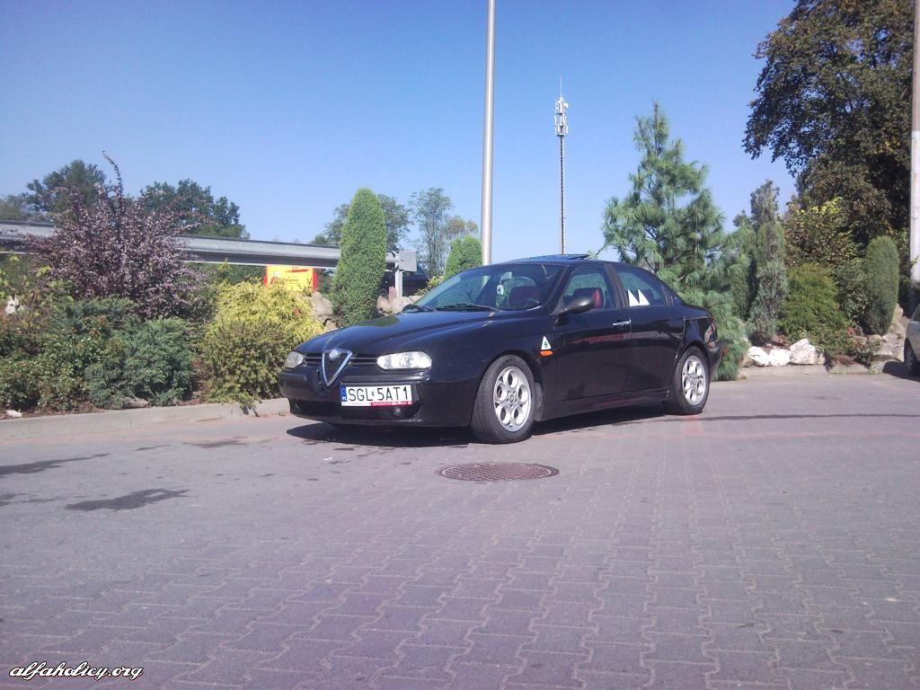 Alfa Romeo 156 2.5 v6 2012-2013