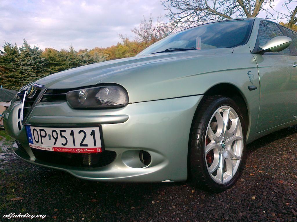 Alfa156 JTS - była