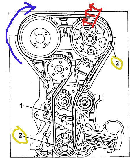 English 146 Install The Timing Belt