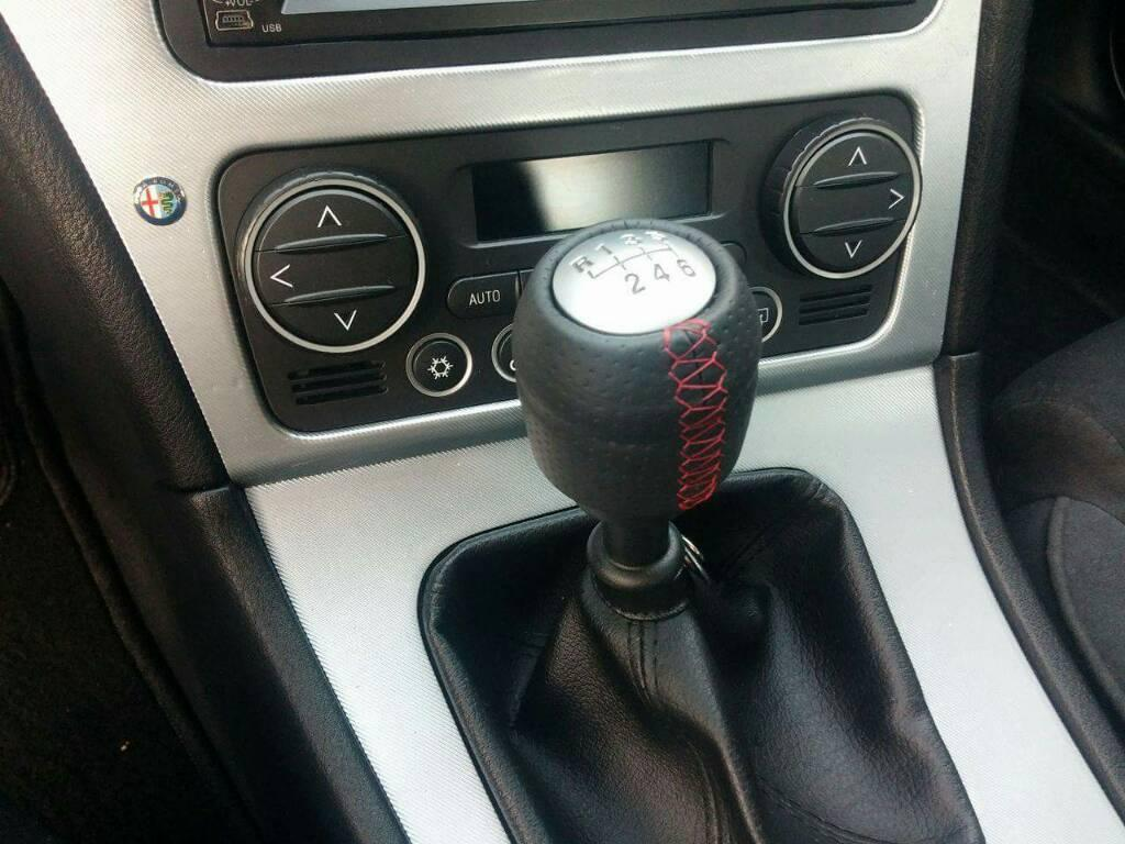English Gear Shift Knob Replacement Page - Alfa romeo shift knob