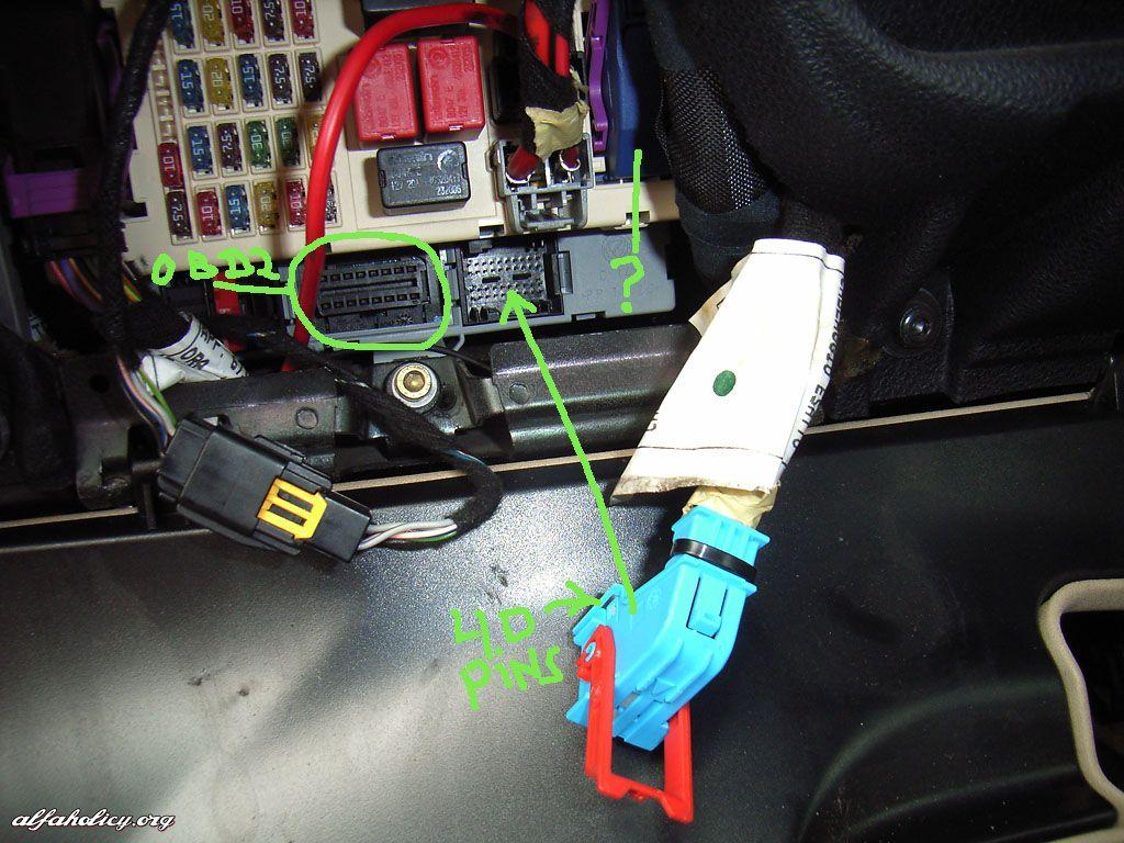 D Programowanie Pastylki Immo Ar Pilot Dioda Alfa Body