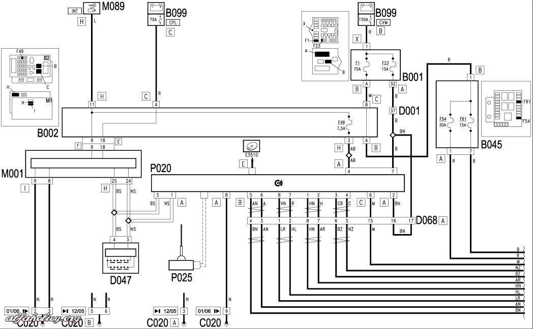 Subwoferkiem Hifi Bose A on Alfa Romeo Spider Wiring Diagram