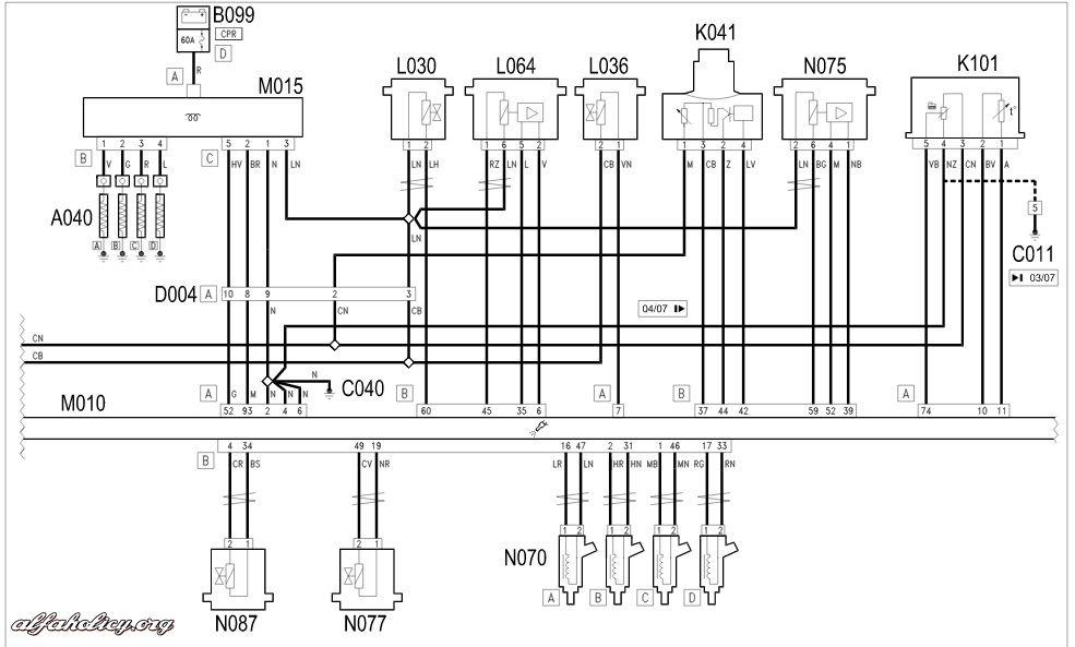 (English) [159] Glow plugs and glow plug control unit-pre