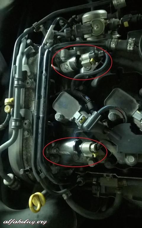 English) [159] Error P0016 and P0340 - uneven engine