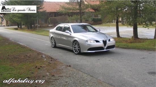 Alfa romeo gtv 20 v6 turbo tuning