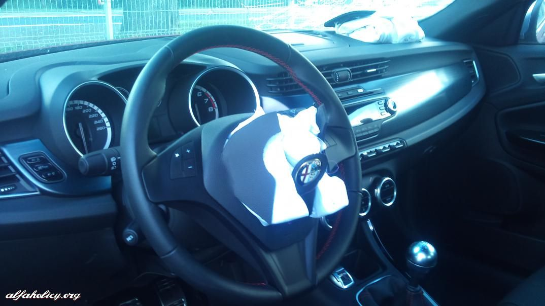 Giulietta Air Bag Giulietta