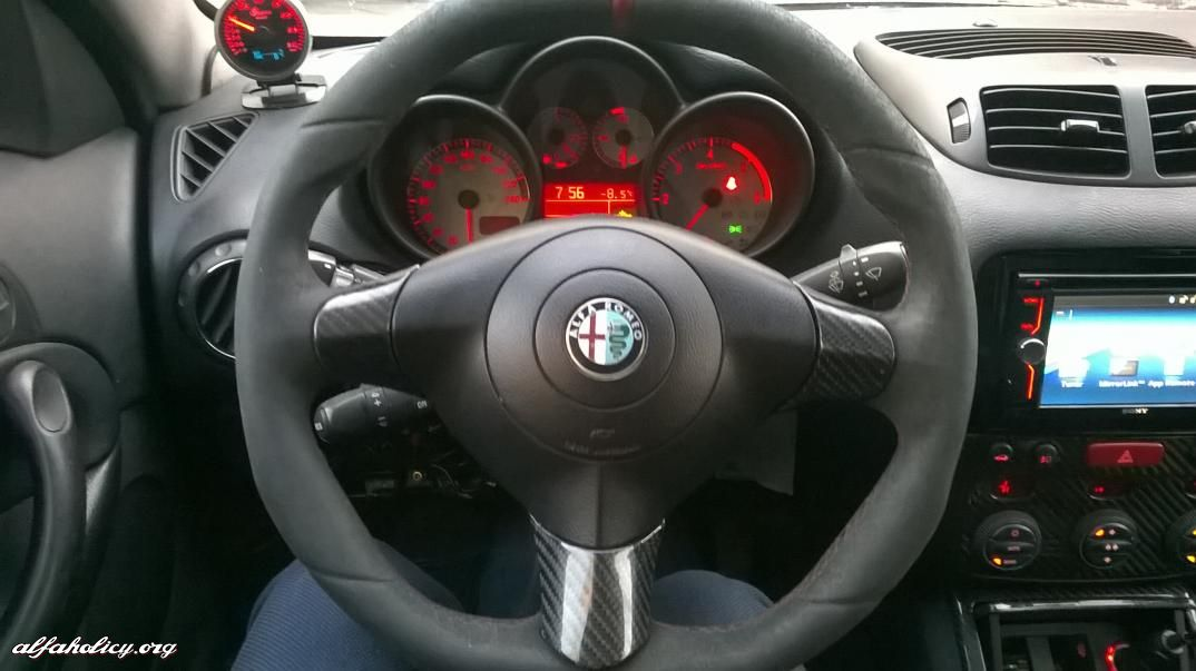 English Alfa Romeo Gt Bodek 300hp 1 9jtd