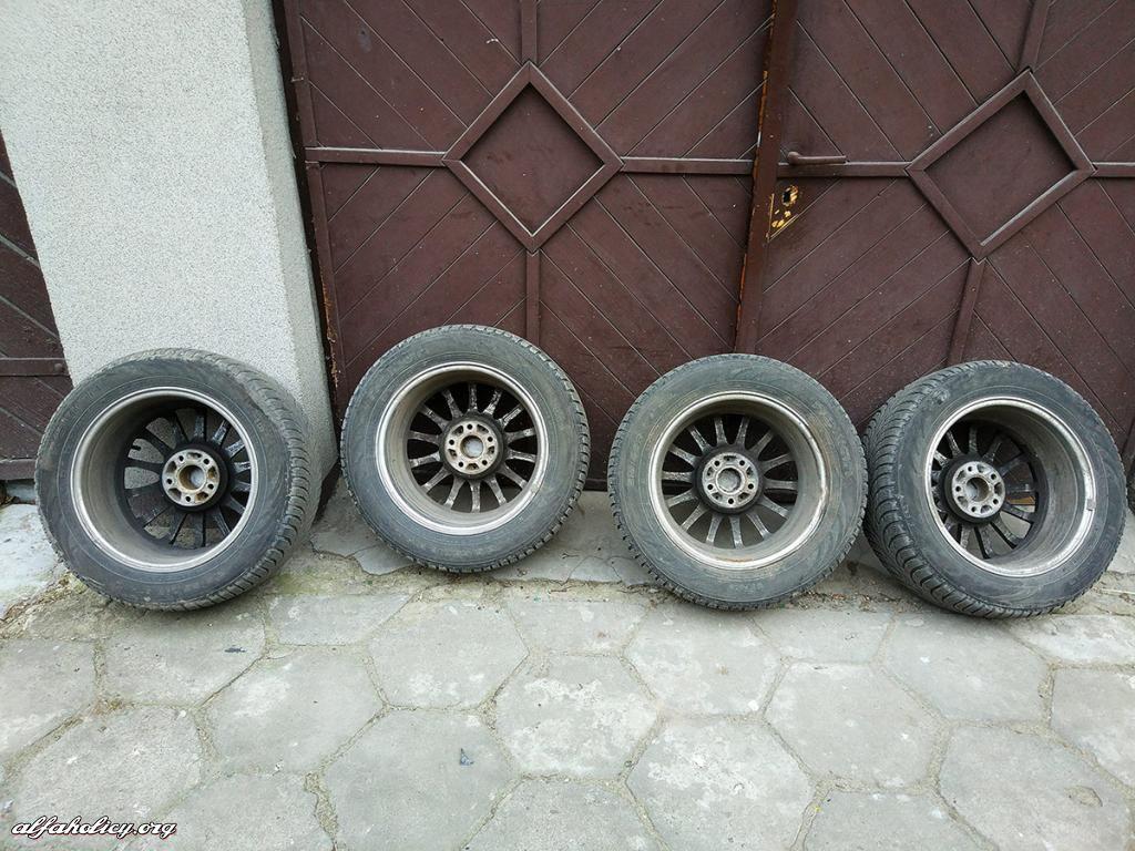 159 Felgi 16 5x110 Opony Zimowe Nokian Wr D3 21555r16